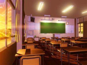 学校,先生,生徒,感動